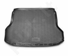 Guminis bagažinės kilimėlis NISSAN X-Trail 2013->  black /N28037