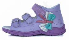 D.D. step violetinės basutės 22-27 d. da051518a