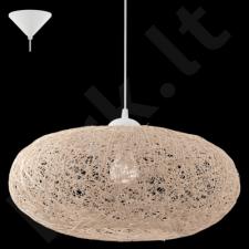 Pakabinamas šviestuvas EGLO 93374 | CAMPILO