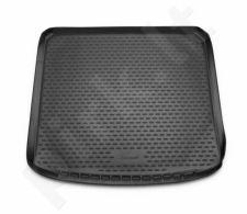 Guminis bagažinės kilimėlis NISSAN X-Trail 2011-2013 black /N28039
