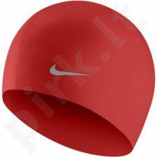 Maudymosi kepuraitė Nike Os Solid Junior TESS0106-614