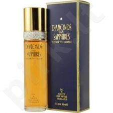 Elizabeth Taylor Diamonds and Saphires, tualetinis vanduo (EDT) moterims, 100 ml