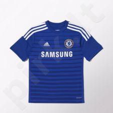 Varžybiniai marškinėliai Adidas Chelsea Junior F48641