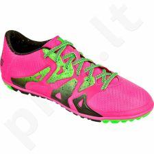 Futbolo bateliai Adidas  X 15.3 TF M S74661