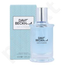 David Beckham Aqua Classic, EDT vyrams, 40ml