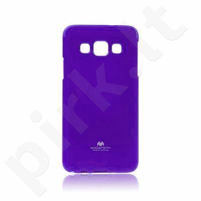 Samsung Galaxy A7 dėklas JELLY Mercury violetinis