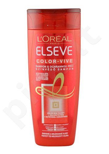L´Oreal Paris Elseve Color Vive šampūnas, kosmetika moterims, 400ml