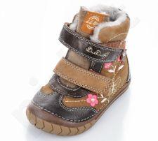 Žieminiai batai su vilna D.D.Step 19-24 d.