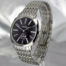 Vyriškas laikrodis Romanson TM5115 DM WBK