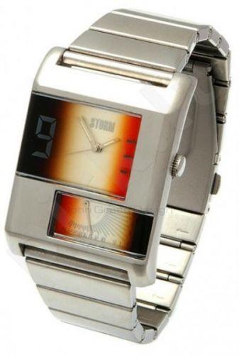 Vyriškas laikrodis Storm Robo Orange