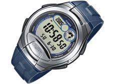 Casio Collection W-752-2AVES vyriškas laikrodis-chronometras