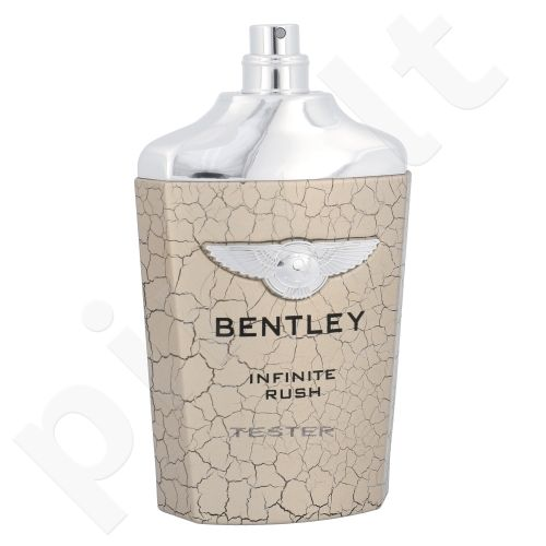 Bentley Infinite Rush, EDT vyrams, 100ml, (testeris)