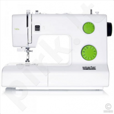 PFAFF Sewing machine SMARTER 140S  White/ green, 21, 1