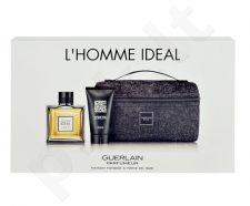 Guerlain L´Homme Ideal, rinkinys tualetinis vanduo vyrams, (EDT 100ml + 75ml dušo želė + kosmetika krepšys)