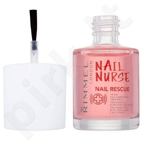 Rimmel London Nail Nurse Nail Rescue, kosmetika moterims, 12ml