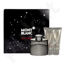 Mont Blanc Legend Intense rinkinys vyrams, (EDT 100ml + 100ml losjonas po skutimosi + 100ml dušo želė)