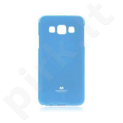 Samsung Galaxy A7 dėklas JELLY Mercury sky mėlynas