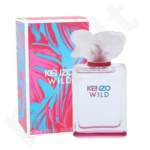 Kenzo Wild, EDT moterims, 50ml