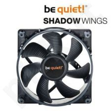 Ventiliatorius be quiet! Shadow Wings SW1 120mm PWM 120x120x25 1500rpm 18,9dB