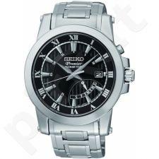 Vyriškas laikrodis Seiko Premier Kinetic SRN039P1
