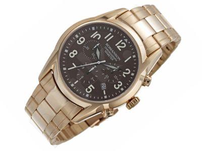 Romanson Active AM0333HM1RAM7B vyriškas laikrodis-chronometras