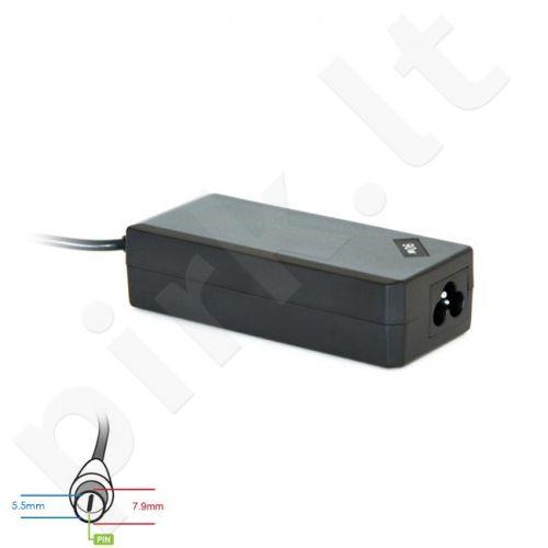 Maitinimo šaltinis Digitalbox 20V/4.5A, 90W, kištukas 7.9x5.5mm + pin IBM Lenovo