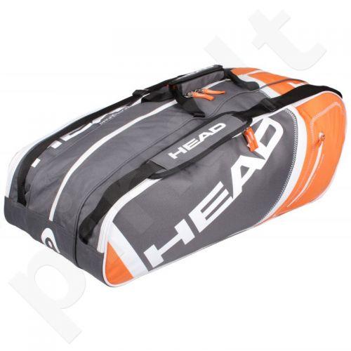 Krepšys tenisui Head Core 9R Supercombi 283295