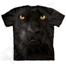 """""""The Mountain"""" 3D marškinėliai """"Juodoji pantera"""""""