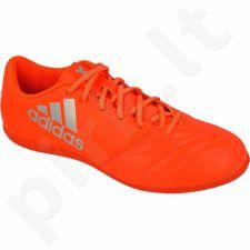Futbolo bateliai Adidas  X16.3 IN M Leather S79568