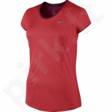 Marškinėliai bėgimui  Nike Racer Short Sleeve W 645443-696