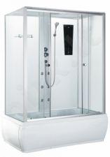Masažinė dušo kabina ZQ-165 150cm