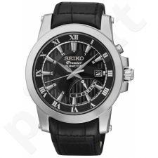 Vyriškas laikrodis Seiko Premier Kinetic SRN039P2