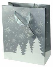 Dovanų maišelis Premium Fairy Forest Medeium