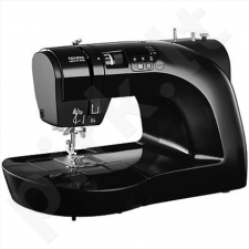 Toyota Sewing Machine OEKAKI50B Black, 50 stitch programme, 1-step buttonhole in three variants