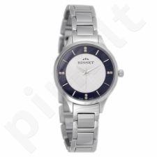 Moteriškas laikrodis BISSET BSBE45SISD03BX