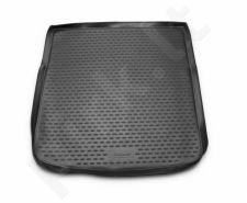 Guminis bagažinės kilimėlis OPEL Insignia hb 2008-> black /N29012