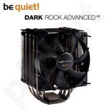 CPU aušintuvas be quiet! Dark Rock Advanced AM3,AM2+,AM2,940,939,775,774,1366,11