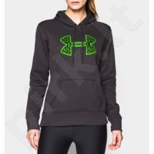 Bliuzonas  Under Armour Storm Fleece Printed Big Logo Hoody W 1260127-097