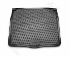 Guminis bagažinės kilimėlis OPEL Astra J hb 2009-2015 (5doors) black /N29006