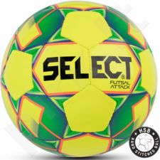 Futbolo kamuolys Select Futsal Attack 2018 Hala 14160