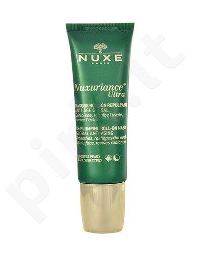 Nuxe Nuxuriance Ultra Re-Plumping rutulinė veido kaukė, kosmetika moterims, 50ml