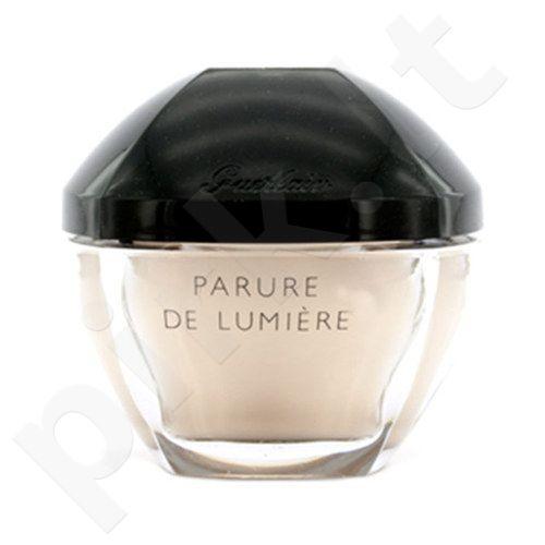 Guerlain Parure De Lumiere fondas SPF20, kosmetika moterims, 26ml, (04 Beige Moyen)[pažeista pakuotė]