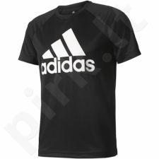 Marškinėliai treniruotėms Adidas Design To Move Tee Logo M BK0937