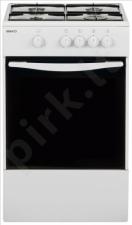 Viryklė BEKO CG 41001 S balta