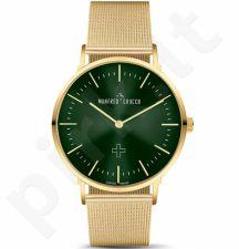 Vyriškas laikrodis Manfred Cracco MC40015GM