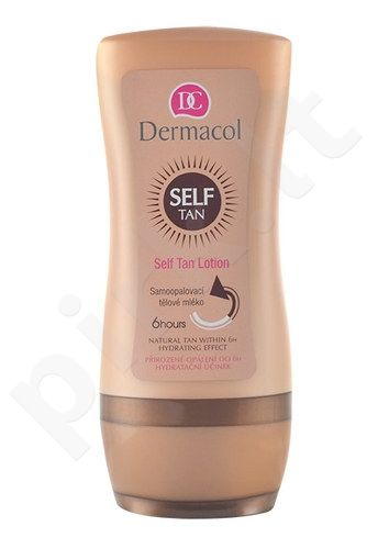 Dermacol Self-Tan Lotion, kosmetika moterims, 200ml