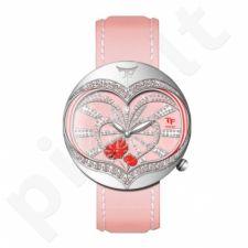 Moteriškas laikrodis Romanson HL6108Q MW PINK