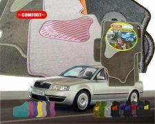 Kilimėliai ARS Škoda Superb /2001-2008