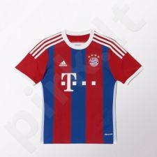 Varžybiniai marškinėliai Adidas Bayern Junior F48504