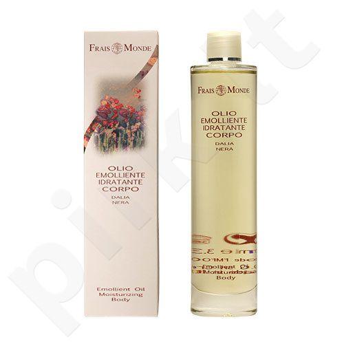 Frais Monde Black Dahlia kūno aliejus, kosmetika moterims, 100ml